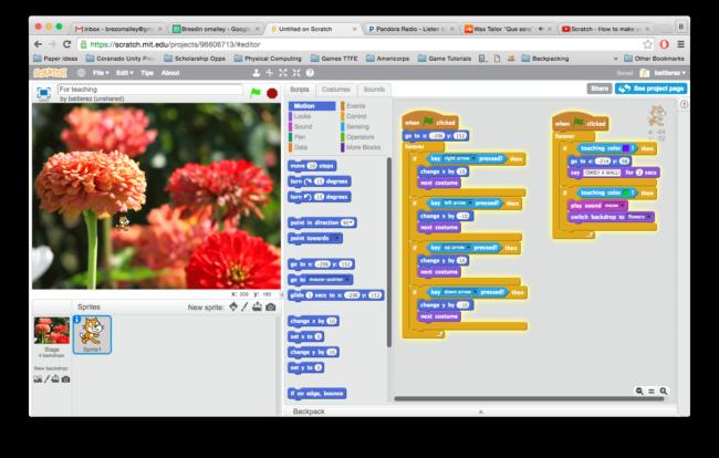 Scratch Programming Intro – Maze Game | BattleRez Tech